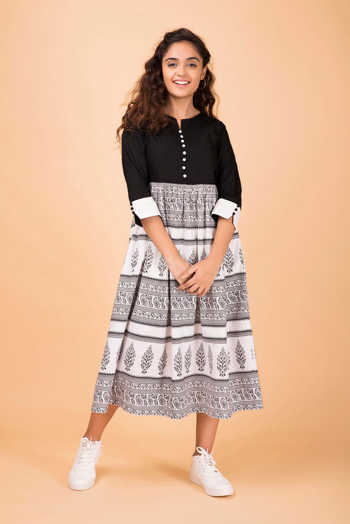 Black Forest Midi Dress