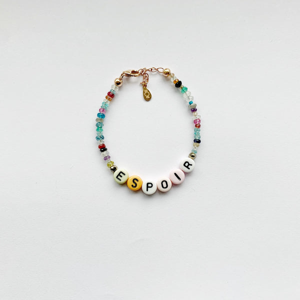 Say it out Loud Bracelet