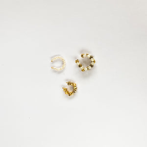 Ashley x BombomBijouxByYou Ear Cuff Set (Sfr. 95.50 Value)