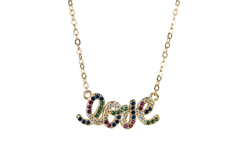 Sugar Love Necklace