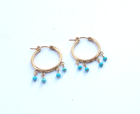 POP ROCK BOHO EARRINGS