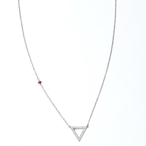 SUGAR TRIANGLE NECKLACE