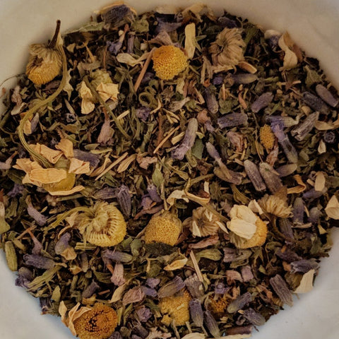 Moonbeams & Lavender at the Vermont Liberty Tea Company
