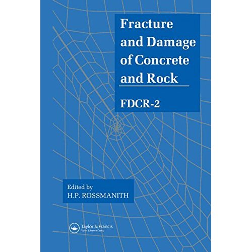 Fracture and Damage of Concrete and Rock