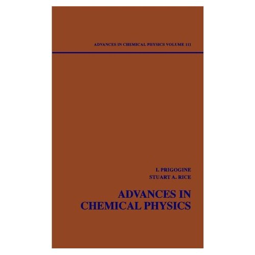 Advances in Chemical Physics: Vol.111