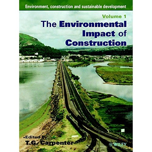 Environment, Construction and Sustainable Development (Wiley Series in Probability and Statistics)