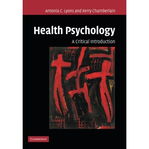Health Psychology: A Critical Introduction