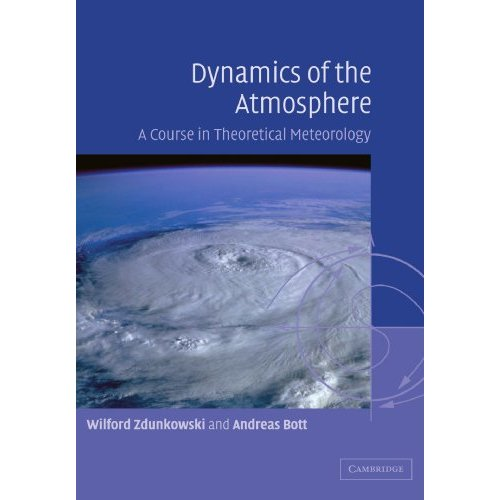 Dynamics of the Atmosphere