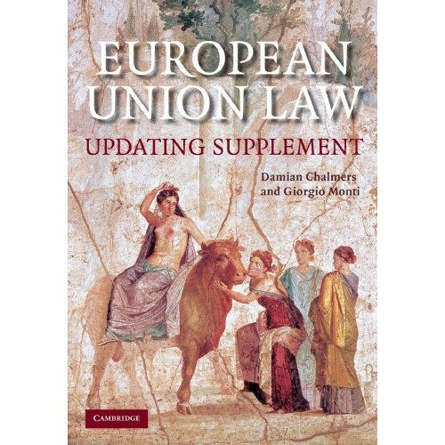 European Union Law Updating Supplement