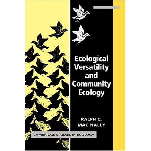 Ecological Versatility and Community Ecology (Cambridge Studies in Ecology)