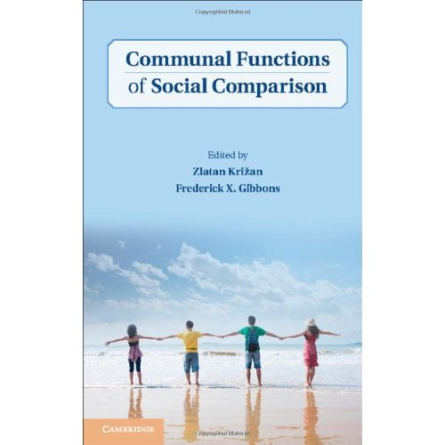 Communal Functions of Social Comparison