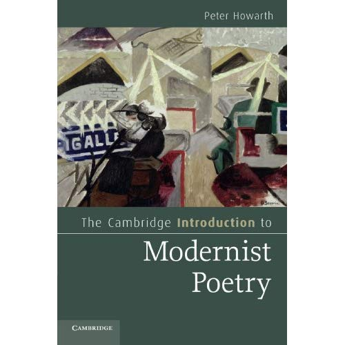 The Cambridge Introduction to Modernist Poetry (Cambridge Introductions to Literature)