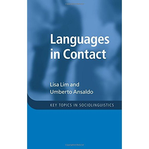 Languages in Contact (Key Topics in Sociolinguistics)