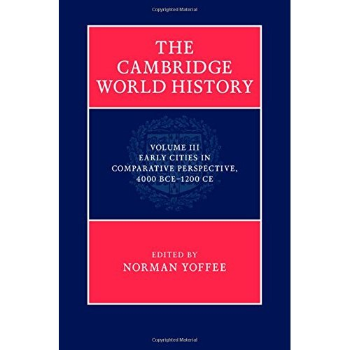 The Cambridge World History: Volume 3
