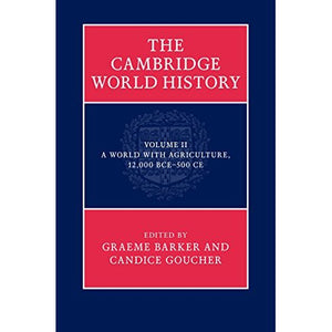 The Cambridge World History: Volume 2
