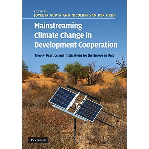 Mainstreaming Climate Change in Development Cooperation