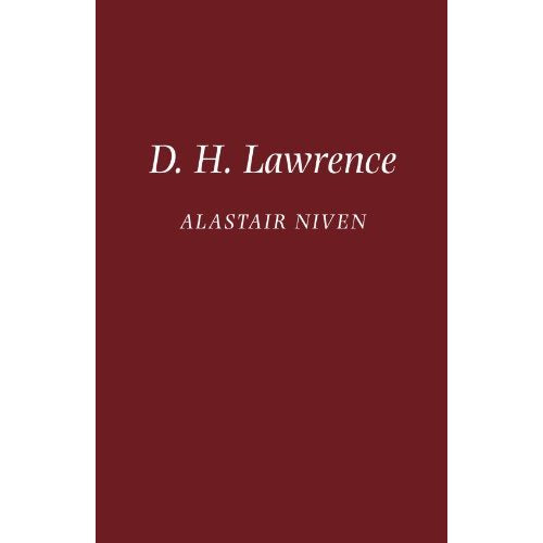D. H. Lawrence: The Novels (British and Irish Authors)
