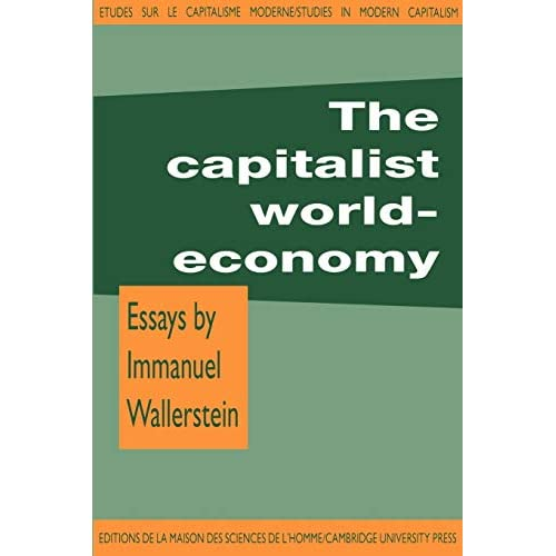 The Capitalist World-Economy (Studies in Modern Capitalism)