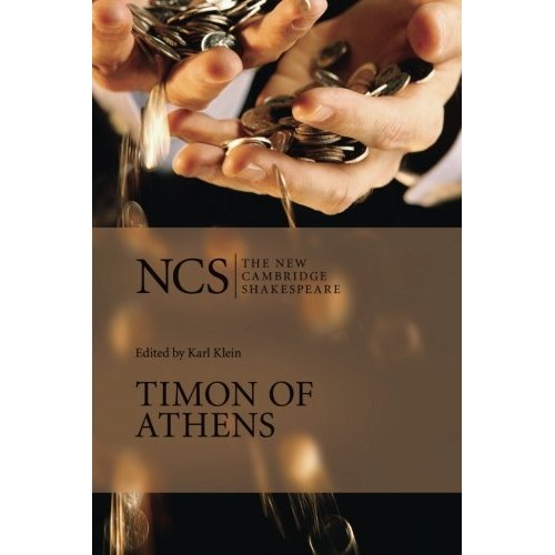 Timon of Athens (The New Cambridge Shakespeare)
