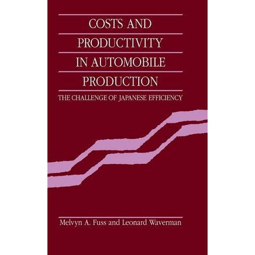 Costs and Productivity in Automobile Production
