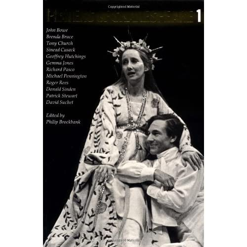 Players of Shakespeare v1: Essays in Shakespearean Performance by Twelve Players with the Royal Shakespeare Company
