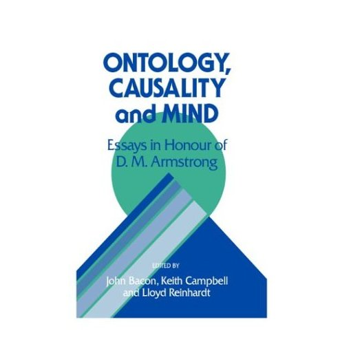 Ontology, Causality, and Mind