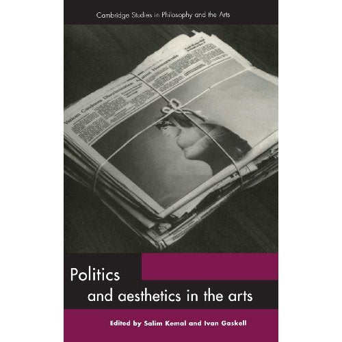 Politics and Aesthetics in the Arts