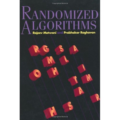 Randomized Algorithms (Cambridge International Series on Parallel Computation)