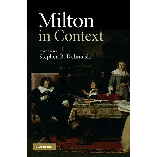 Milton in Context (Literature in Context)