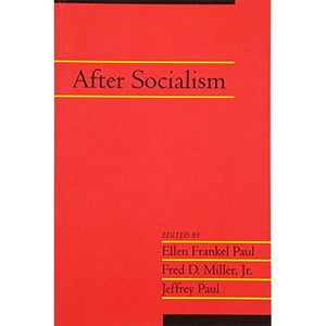 After Socialism: Volume 20, Part 1: v. 20 (Social Philosophy and Policy)