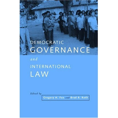 Democratic Governance Internatl Law