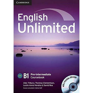 English Unlimited Pre-Intermediate Coursebook