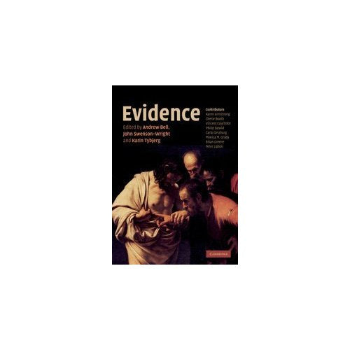 Evidence (Darwin College Lectures)