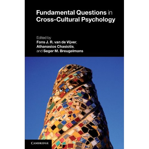Fundamental Questions in Cross-Cultural Psychology