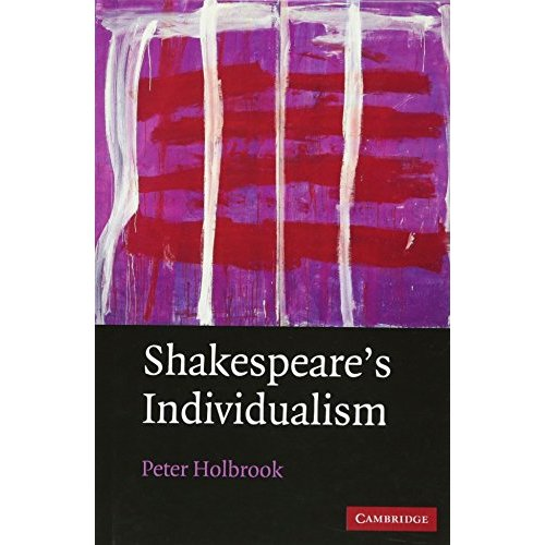Shakespeare's Individualism