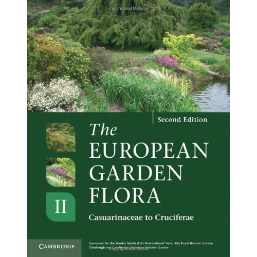 The European Garden Flora 5 Volume Hardback Set: The European Garden Flora Flowering Plants: A Manual for the Identification of Plants Cultivated in Europe, Both Out-of-Doors and Under Glass: Volume 2
