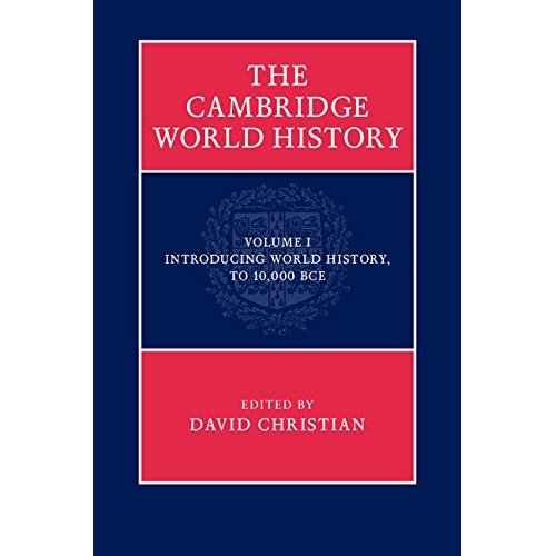 The Cambridge World History: Volume 1