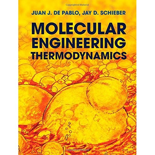 Molecular Engineering Thermodynamics (Cambridge Series in Chemical Engineering)