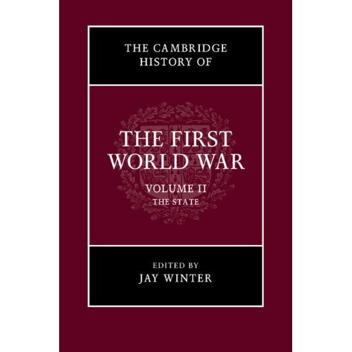 The Cambridge History of the First World War: Volume 2