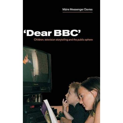 'Dear BBC': Children, Television Storytelling and the Public Sphere