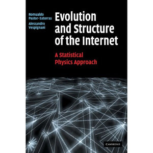 Evolution and Structure of the Internet: A Statistical Physics Approach
