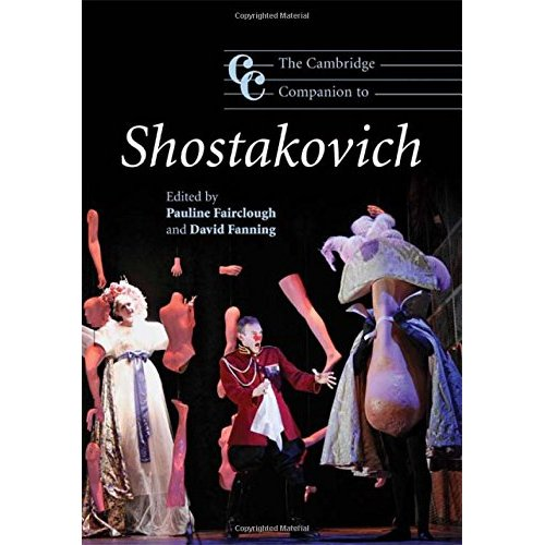 The Cambridge Companion to Shostakovich