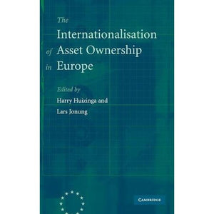 The Internationalisation of Asset Ownership in Europe