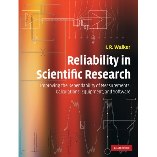 Reliability in Scientific Research: Improving the Dependability of Measurements, Calculations, Equipment, and Software