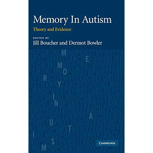 Memory In Autism: Theory and Evidence
