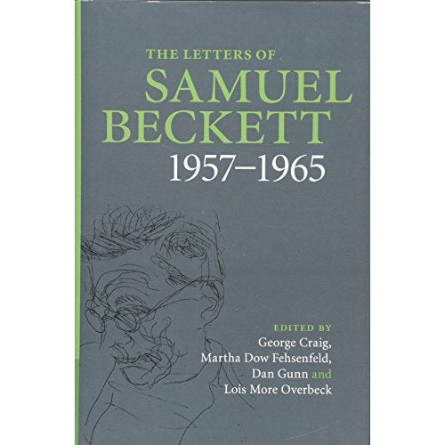 The Letters of Samuel Beckett: Volume 3, 1957-1965