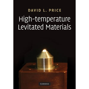 High-Temperature Levitated Materials