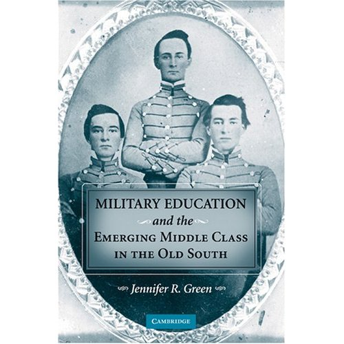 Military Education and the Emerging Middle Class in the Old South