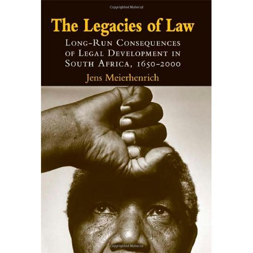 The Legacies of Law