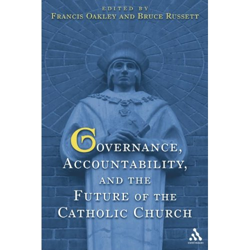 Governance, Accountability, and the Future of the Catholic Church